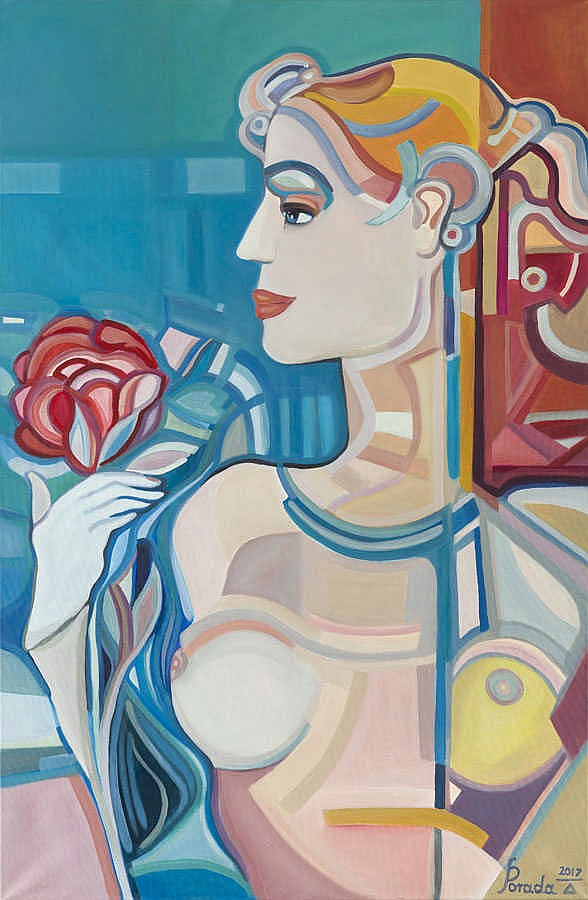 Pawel Porada (b. 1985) Femininity, 2017