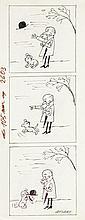 "Zbigniew Lengren (1919 - 2003), Filutek, comic strip for the magazine ""Przekroj"" No. 20 (14 V) = No. 2603, 1995"