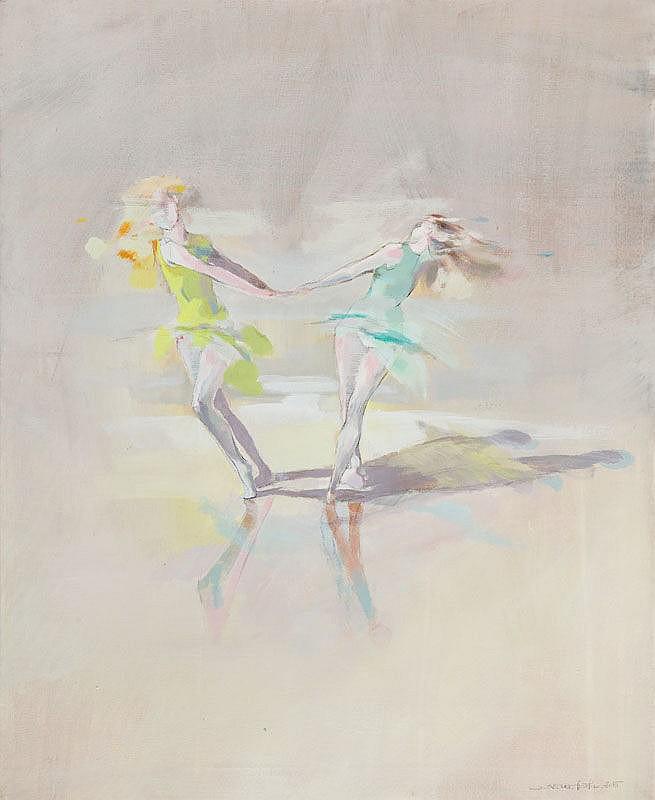 Marta Szarek- Michalak (b. 1979) Dance and... Dance, 2015
