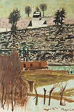 Czeslaw Rzepinski (1905 - 1995) Landscape