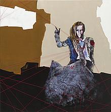 Anna Polanowska (b. 1981) Alter ego, 2016