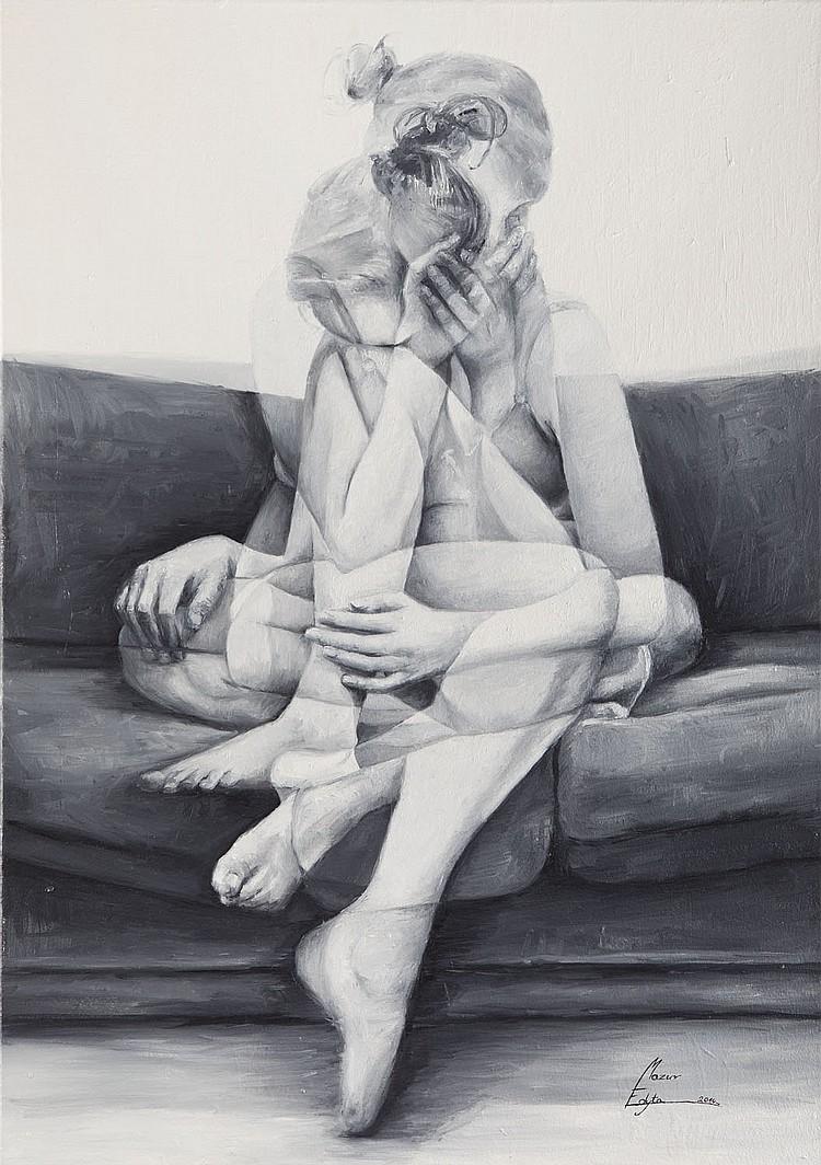 Edyta Mazur (b. 1994), Muddle, 2014