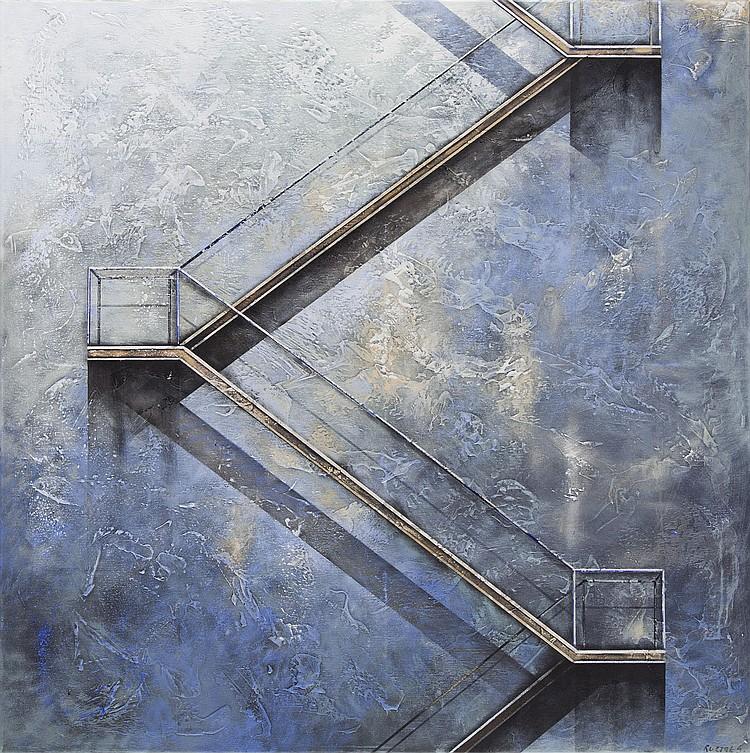 Sonia Ruciak (b. 1987), Looseness, 2016