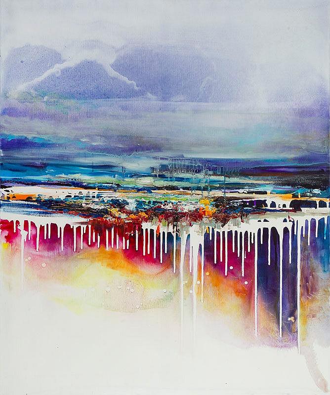 Joanna Szostak (b. 1984) Landscape 2 XI 15, 2015