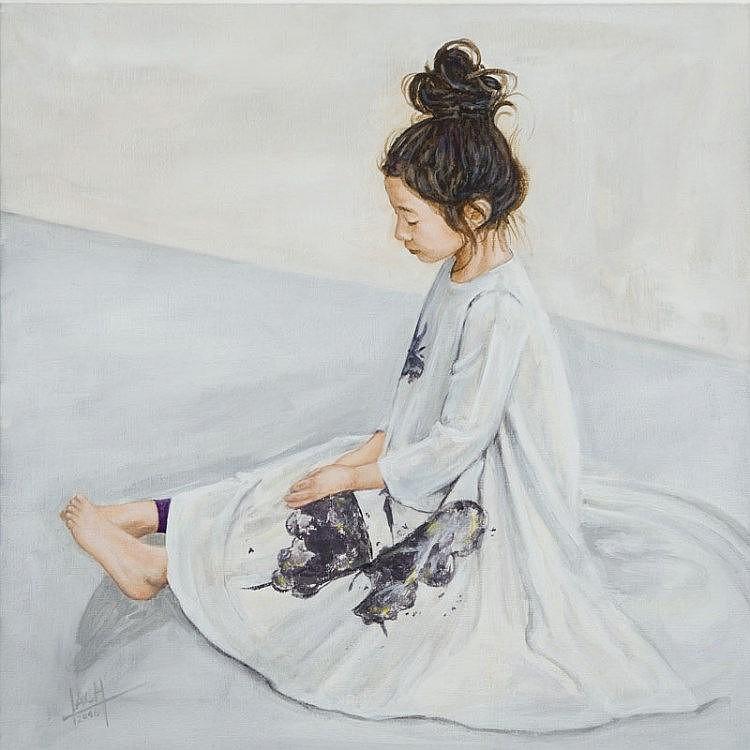Jolanta Lach (b. 1988) Untitled, 2016