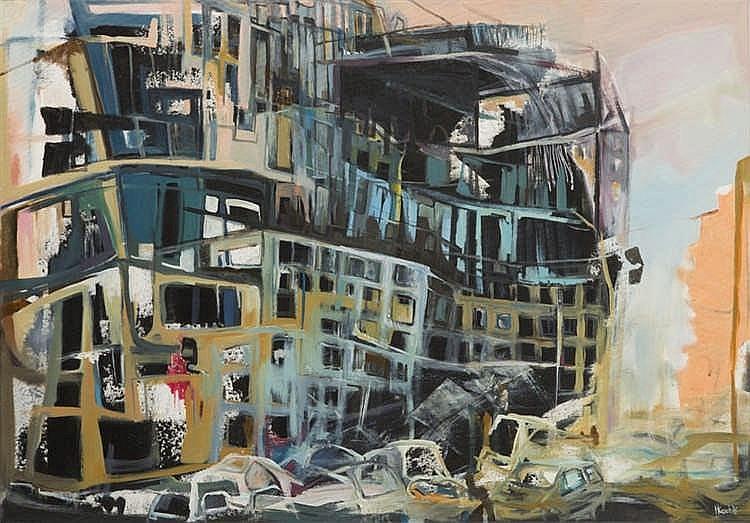 Martyna Karch (b. 1983) Silence, 2016