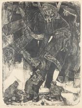 "Stefan Suberlak (1928 - 1994), ""Dying Forest I"", 1979"