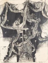 """Stefan Suberlak (1928 - 1994), """"Shelter 5"""", 1974"""