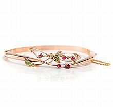 Art Nouveau bracelet, Russia, 19th/20th Century