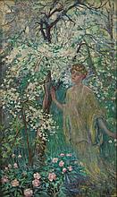 "Leon Kowalski (1870 - 1937) ""Spring"""