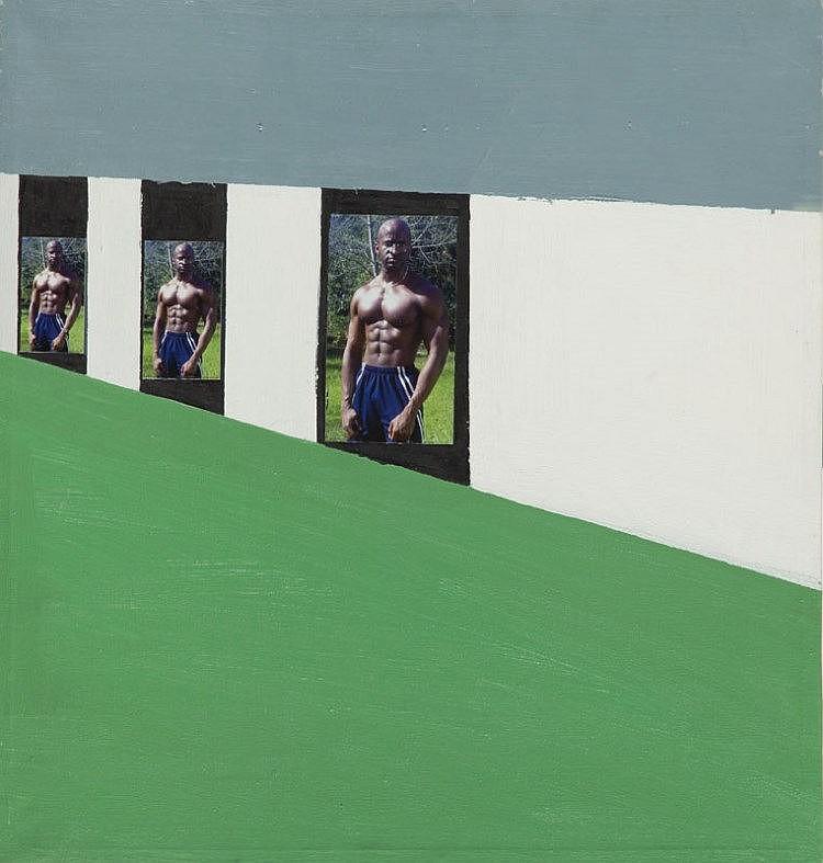 Przemyslaw Matecki (b. 1976) Untitled, 2006