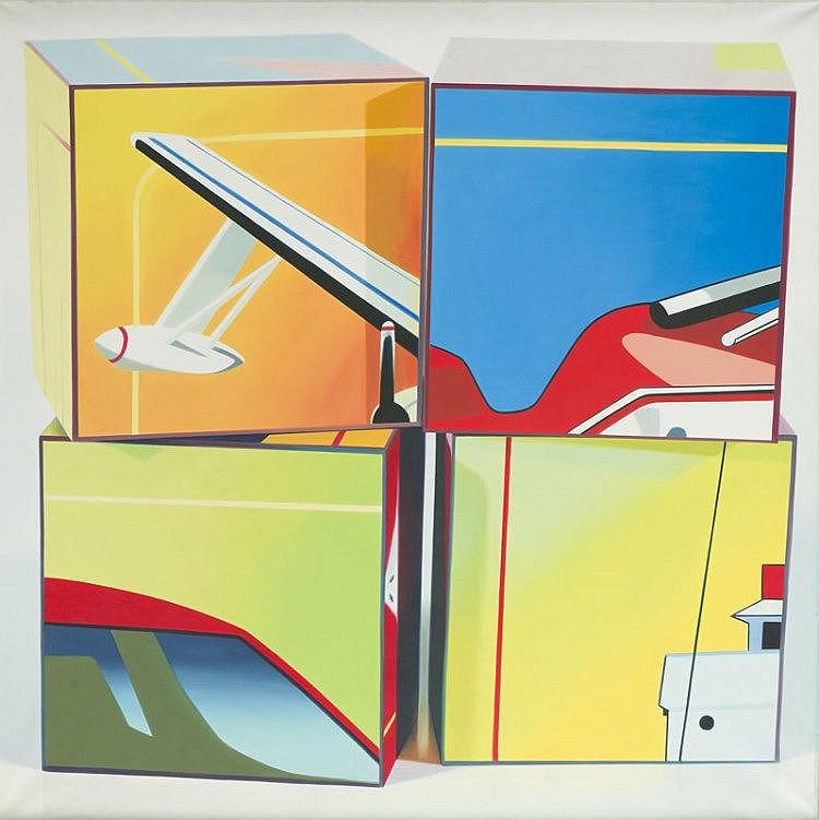 Slawomir Toman (b. 1966) Untitled, 2006