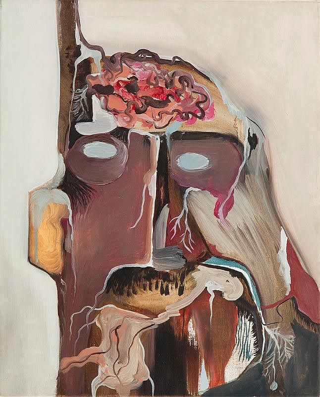 Tymek Borowski (b. 1984) Portrait of Stanislaw Janecki, 2007