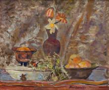 Czeslaw Rzepinski (1905 - 1995), Still life