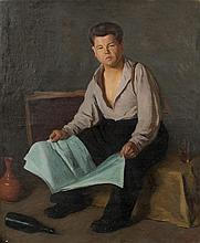 Leonid Frechkop (1897 - 1982) The Proletarian, 1944