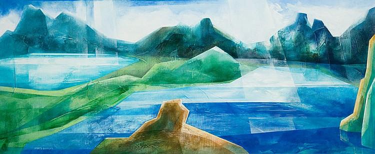 Marta Bilecka (b. 1975) Silence XXI, 2014