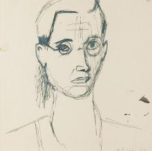 Works on Paper: Post-War and Contemporary Art
