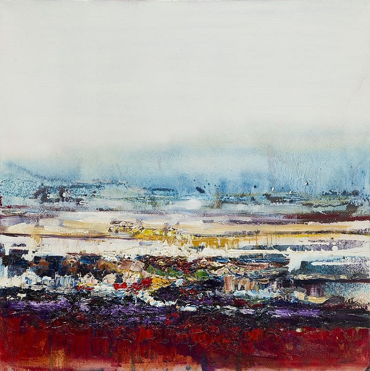 Joanna Szostak (b. 1984) Landscape 1VIII15, 2015