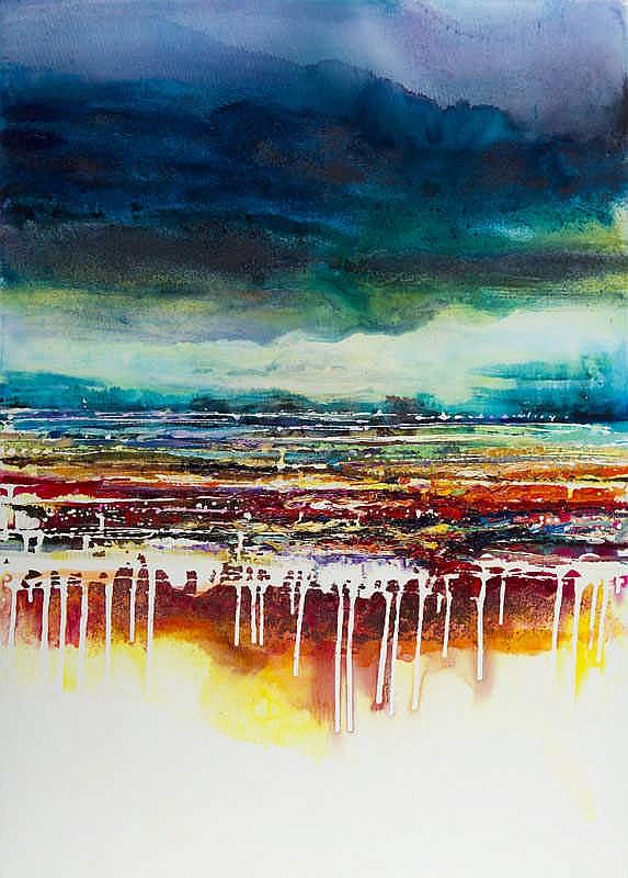 Joanna Szostak (b. 1984) Landscape 8 II 16, 2016