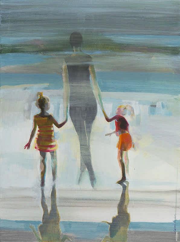 Marta Szarek-Michalak (b. 1979) Childhood, 2016