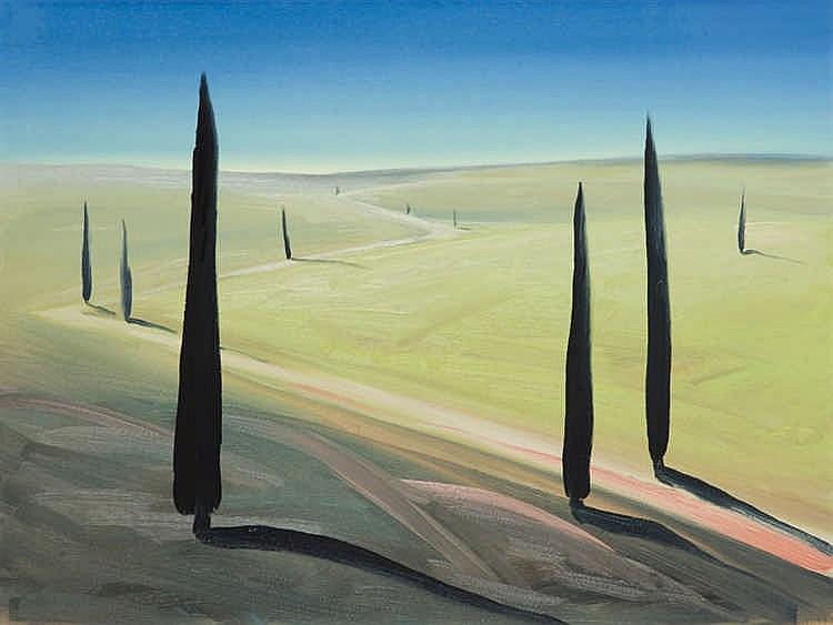 Jacek Malinowski (b. 1969) Tuscany LXIV, 2016