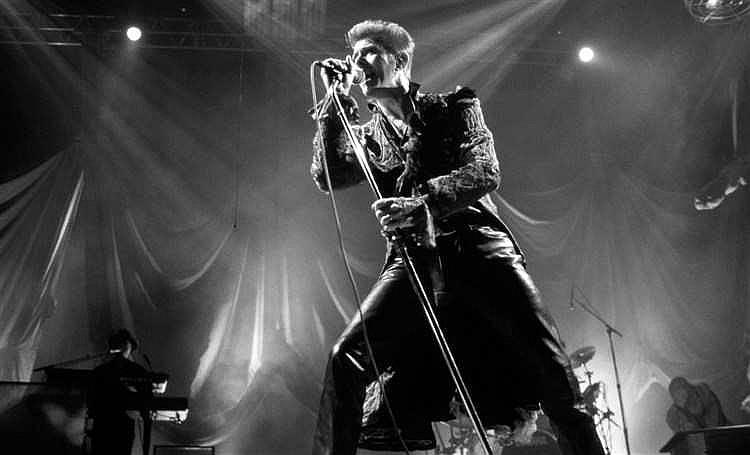 David Lefranc (b. 1965) David Bowie