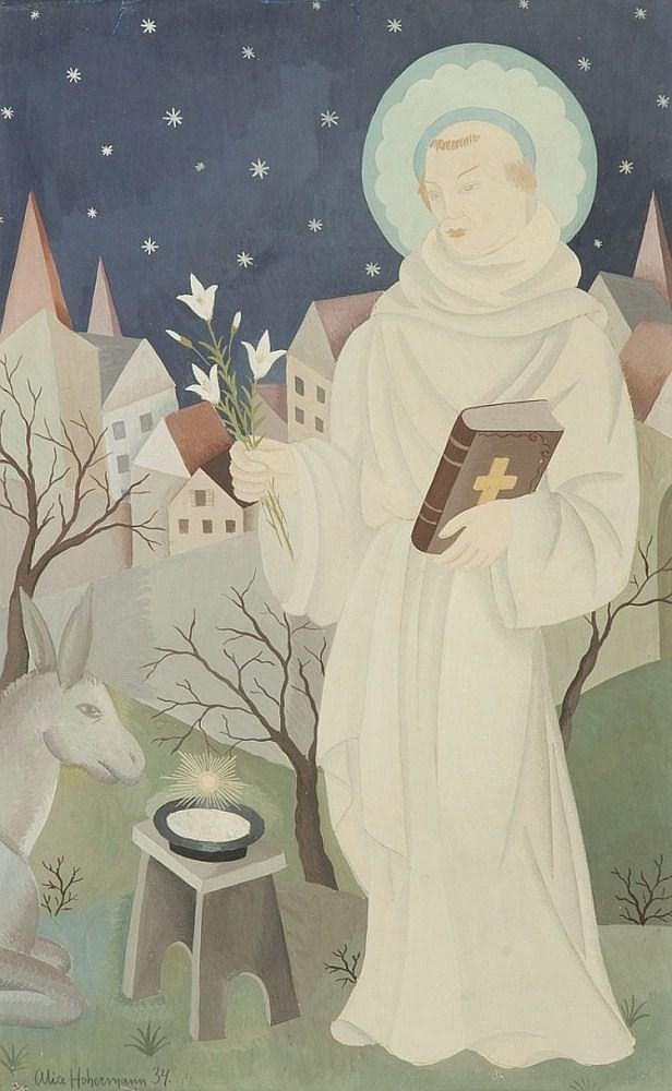 Alicja Hohermann ((1902 Warszawa - ok. 1943 oboz w Treblince))