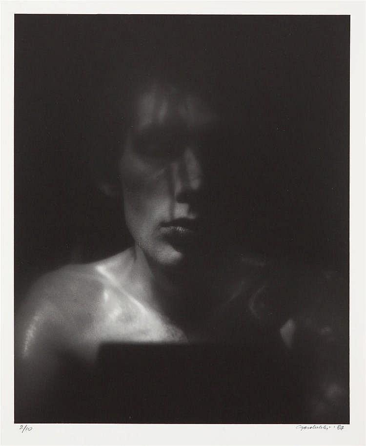 Marek Gardulski (b. 1952) Self-portrait, 1984
