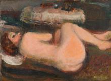 Rajmund Kanelba (1897 - 1960) Female nude, 1930
