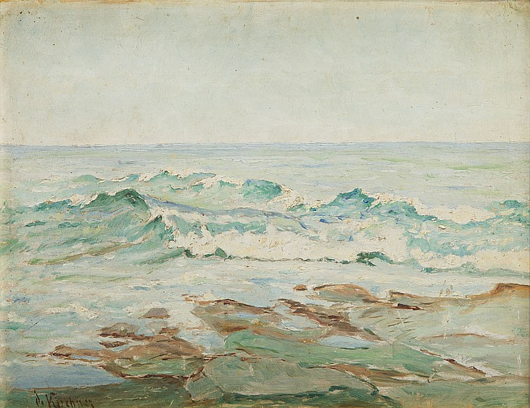 Jozefina Kirchner (1890 - 1931) Sea