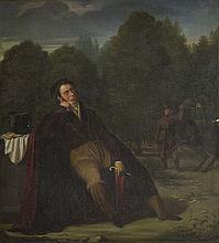 Unknown Painter, 19th century Lord Byron