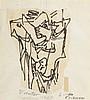 Tadeusz Kantor (1915 - 1990) Figure, 1964, Tadeusz Kantor, PLN4,400