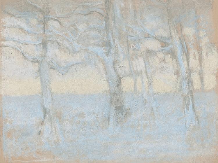 Kazimierz Stabrowski, Drzewa