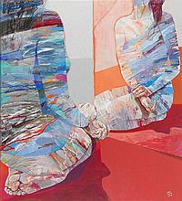 Adam Wator (b. 1970) Form next to mirror, 2016