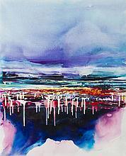 Joanna Szostak (b. 1984) Landscape 2 IV 16 , 2016