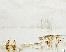 Misia Lukasiewicz (b. 1989) Small Seals, 2016