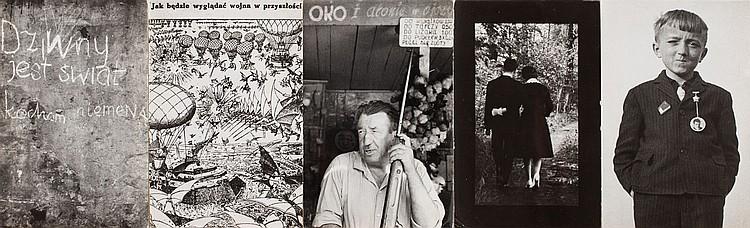 Jerzy Lewczynski (1924 - 2014) Strange Is The World, 1968