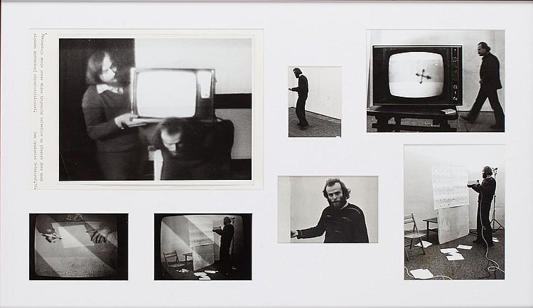 Pawel Kwiek (b. 1951) 'Unidentified operations', 1978