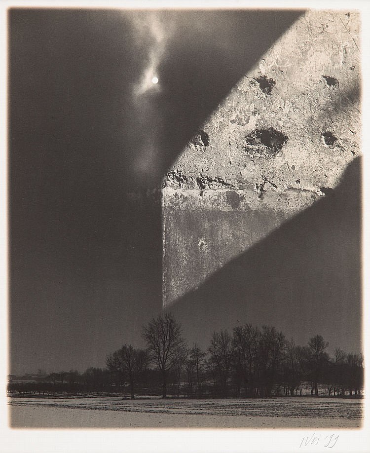 Stanislaw J. Wos (1951 - 2011) Untitled, from the series 'Mystical Landscape'