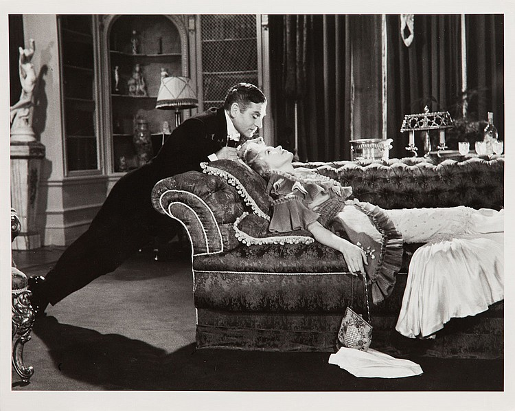 Milton H. Greene (1922 - 1985) Marilyn Monroe and Lawrence Olivier