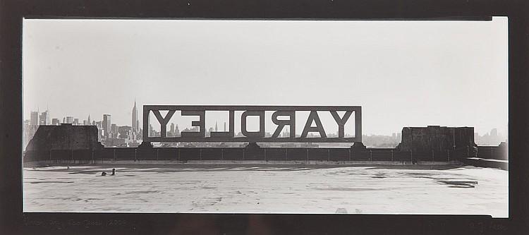 Andrzej Jerzy Lech (b. 1955) Union City, New Jersey, 2009