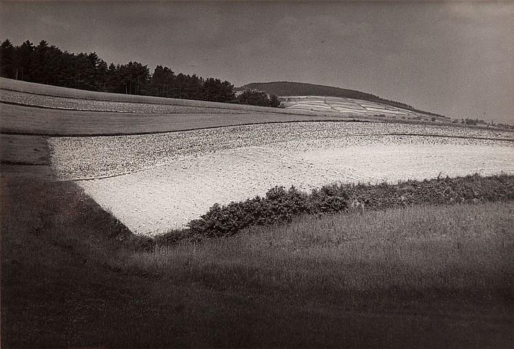 Pawel Pierscinski (1938 - 2017) 'Landscape', from the series Portrait of Ziemia Kielecka 1958, 1958/1964