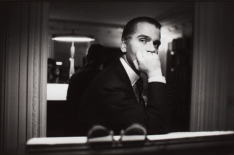 Vladimir Sichov (b. 1945) Karl Lagerfeld