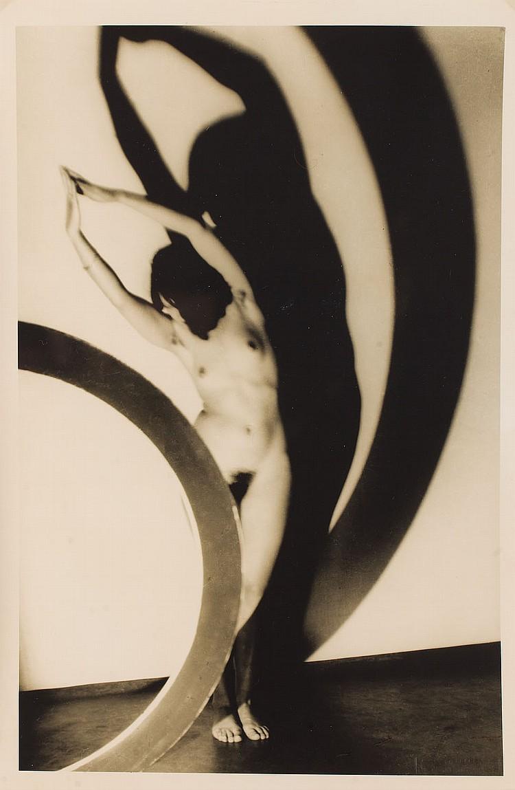 Franciszek Dritkol (1883 - 1961) Nude, circa 1990