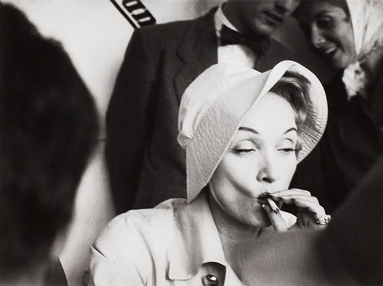 Luc Fournol (1931 - 2007) Marlene Dietrich