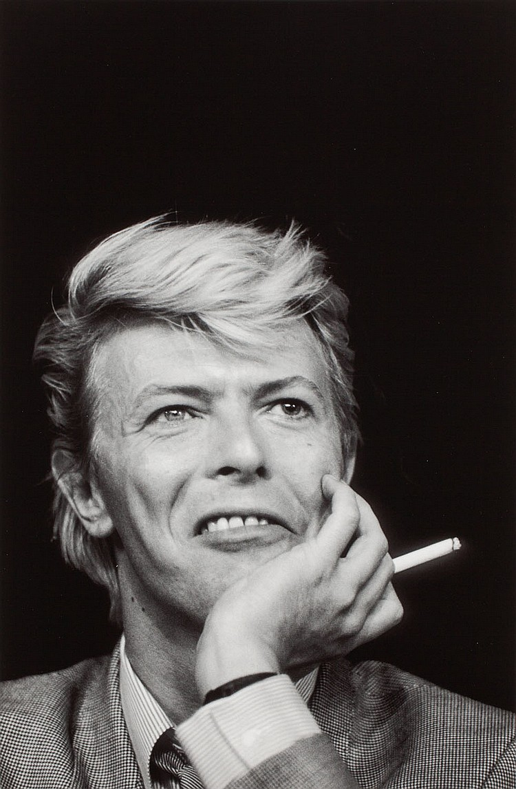 Marcello Mencarini (b. 1952) David Bowie