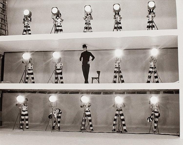 Tony Grylla (b. 1941) Yves Montand