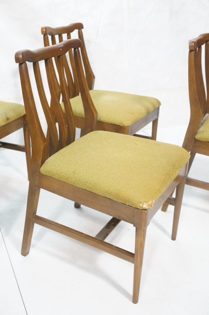 Set 6 Modern Dining Chairs 2 Arm Chairs 4 Side C
