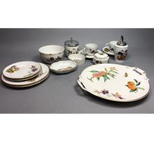 33PC ROYAL WORCESTER