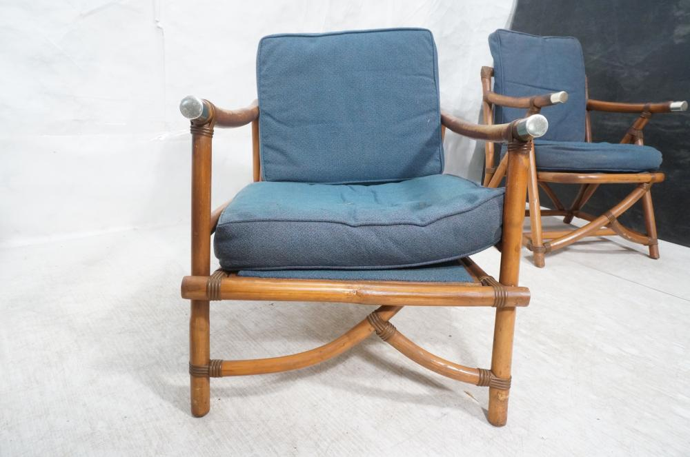 6pc Rattan Ficks Reed Set 2 Ma Pa Lounge Chair